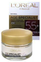 !_zobrazit detail_! - L'Oréal Paris Age Specialist 55+ Eye Anti-Wrinkle Cream 15 ml