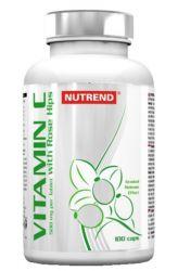 Zobrazit detail - Nutrend Vitamín C se šípky 100 tablet