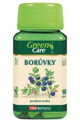 Zobrazit detail - VitaHarmony Borůvky 40 mg ─ 90 kapslí