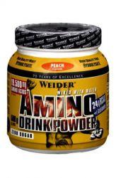 Zobrazit detail - Weider Amino Drink Powder 500 g ─ příchuť broskev