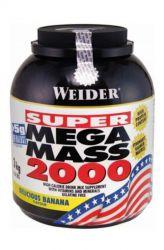 Zobrazit detail - Weider Super Mega Mass 2000 ─ 3000 g