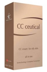 Herb─pharma CC Ceutical krém na mastnou pleť 30 ml