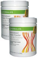 Zobrazit detail - SET 2x Herbalife Bílkovinný doplněk (PPP) 360 g