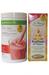 Zobrazit detail - Herbalife Formule 1 koktejl 750 g + Psyllium 200 g