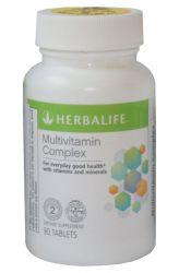 Zobrazit detail - Herbalife Multivitamin Complex 90 tablet ─ dovoz USA originální receptura