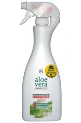 lr aloe vera spray sprej prvn pomoci emergency spray. Black Bedroom Furniture Sets. Home Design Ideas