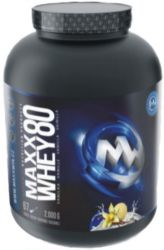 Zobrazit detail - MAXXWIN Protein Whey Maxx 80 ─ 2000 g