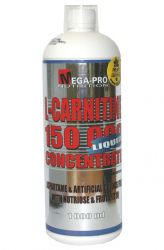 Zobrazit detail - Mega Pro Nutrition L─Carnitine 150 000 Concentrate 1000 ml