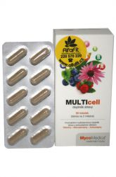 !_zobrazit detail_! - MycoMedica MULTIcell 60 capsules