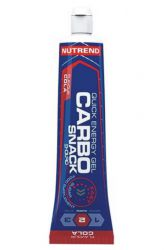 Nutrend CARBOSNACK - tuba 55 g - cola