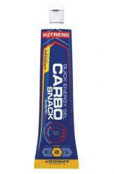 Nutrend CARBOSNACK - tuba 55 g - meruňka