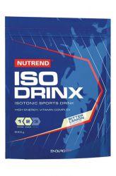 Nutrend ISODRINX 840 g - bitter lemon