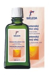 Weleda Pregnancy skin care oil 100 ml