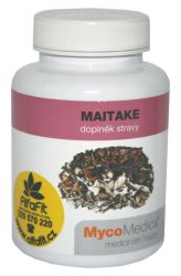 MycoMedica Maitake ─ Trsnatec lupenitý 90 kapslí
