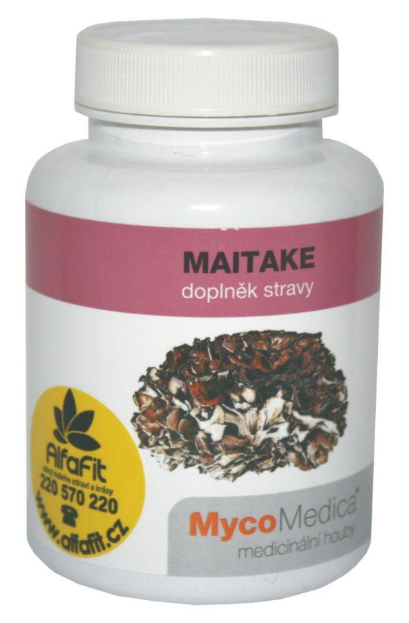 MycoMedica Maitake - Trsnatec lupenitý 90 kapslí