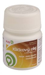 Klas Germ oil with vitamins A, C, E 60 capsules