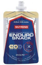 Nutrend ENDUROSNACK - sáček 75 g  - piňa colada