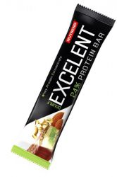Nutrend Excelent Protein bar - mandle & pistácie s pistáciemi