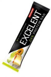 Nutrend Excelent Protein bar 40 g - limetka s papájou
