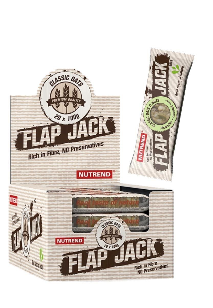 Nutrend FLAPJACK 20 x 100 g