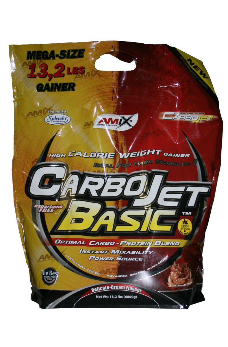 Amix Carbojet Basic 6000 g - příchuť čokoláda