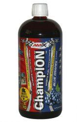 Amix ChampiON Sports Fuel 1000 ml - příchuť blue grapes