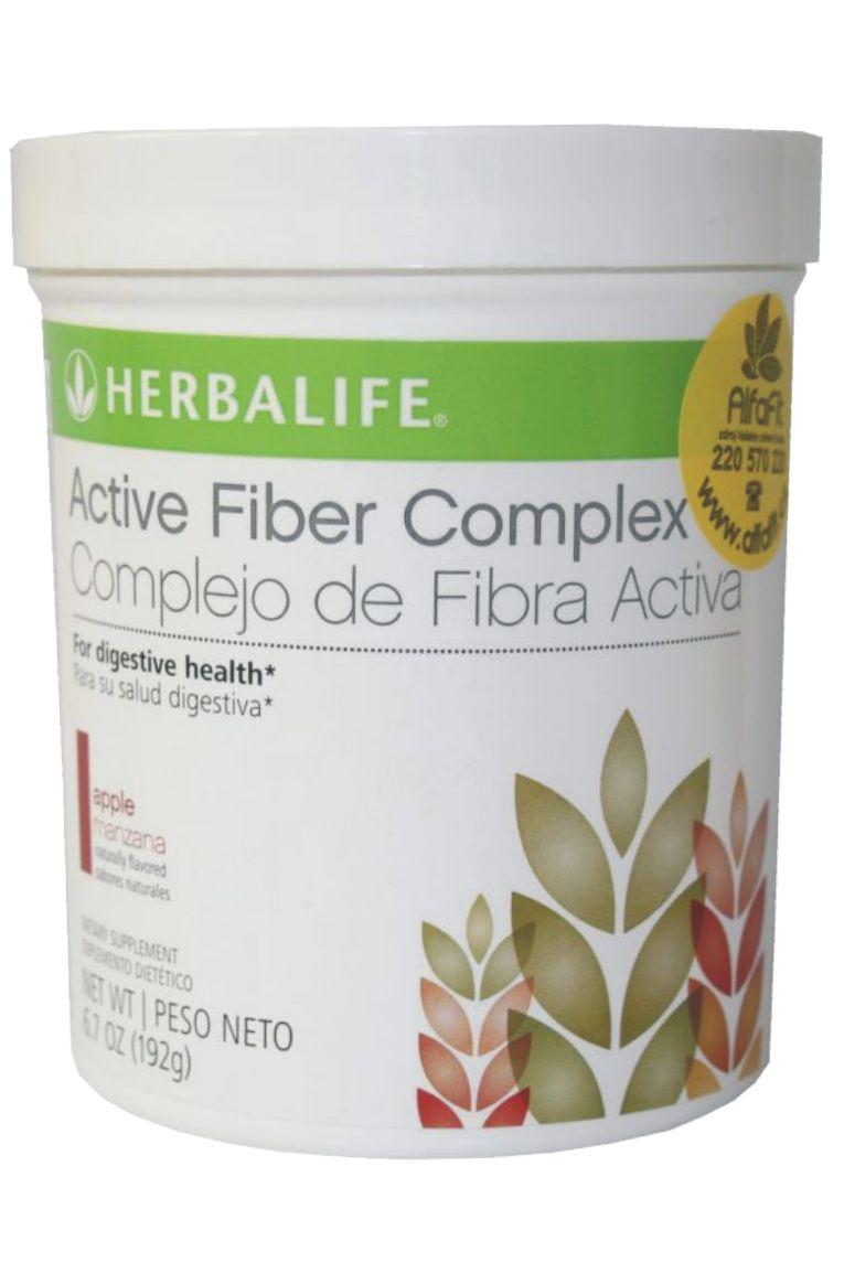 Herbalife Active Fiber Complex - vláknina 192 g - příchuť jablko