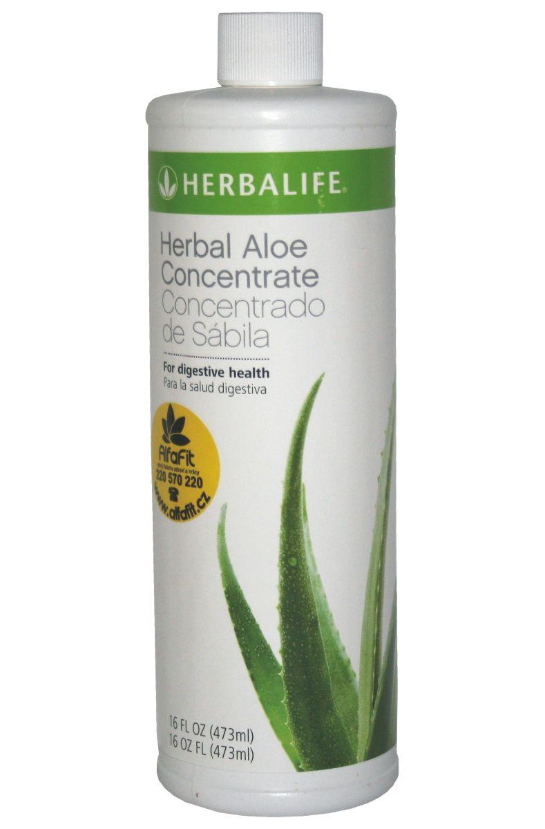 Herbalife Bylinný koncentrát z Aloe Vera 473 ml - tradiční