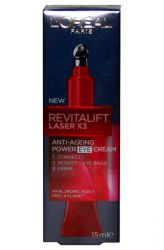L´Oréal Revitalift Laser Erneuern Rejuvenating Eye Cream 15 ml
