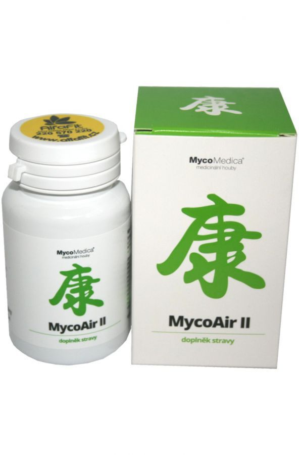 MycoMedica MycoAir II - 180 tablet