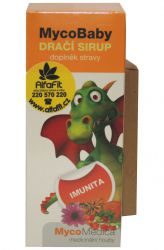 MycoMedica MycoBaby Dragon Syrup 200 ml