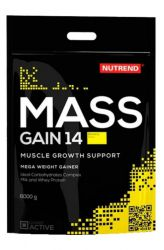 Nutrend Mass Gain 14 ─ 6000 g + doprava ZDARMA