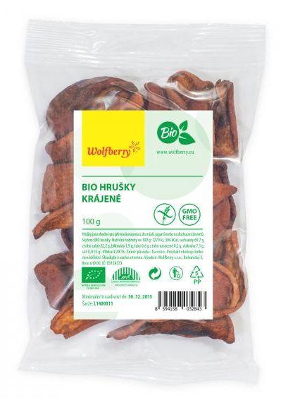 Wolfberry Hrušky krájené 100 g