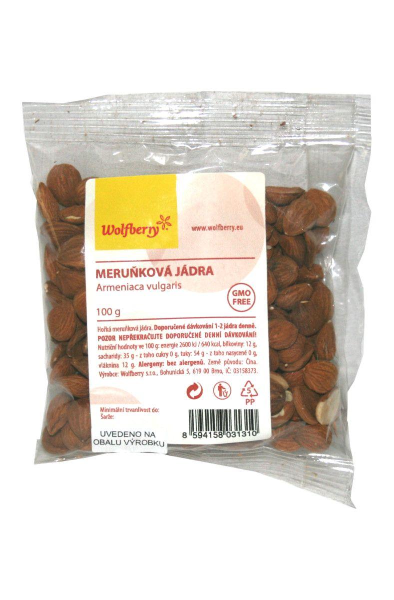 Wolfberry Meruňková jádra 100 g