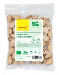 Wolfberry BIO Pistachio roasted salted 100 g