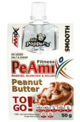Amix Mr. Popper's PeAmix Peanut Butter to go! 50 g