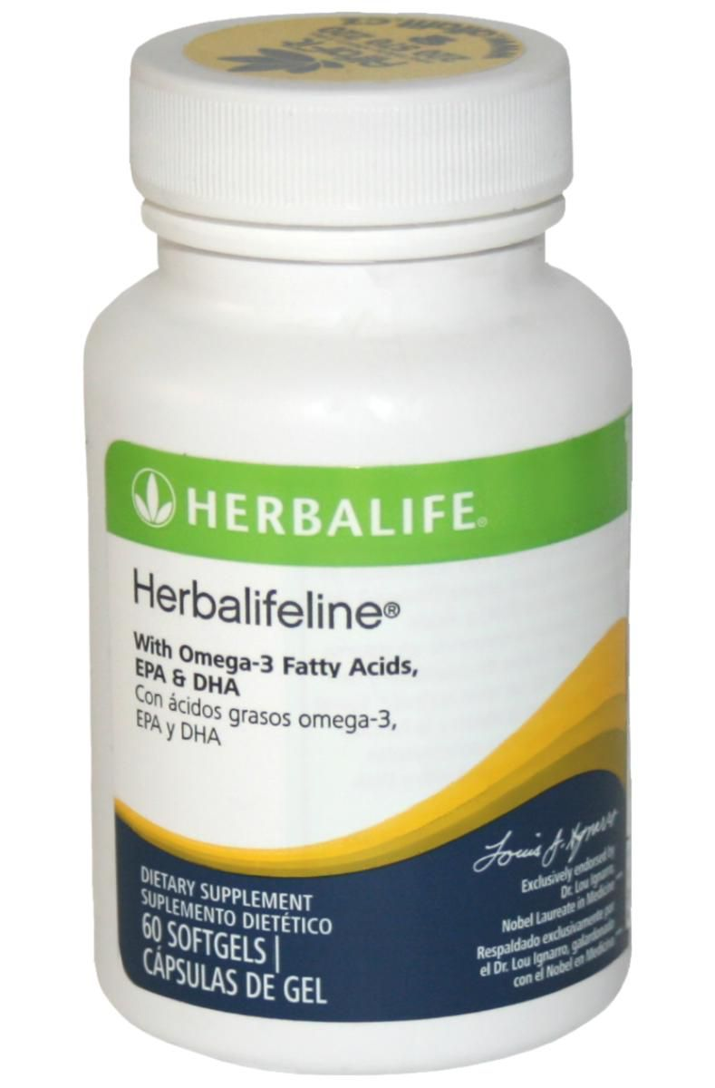 Herbalifeline dovoz USA 60 kapslí