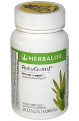 Herbalife RoseGuard 60 tablet ─ dovoz USA