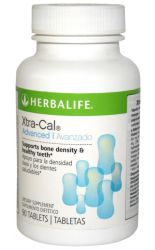 Herbalife Xtra-Cal 90 tabletten ─ USA import