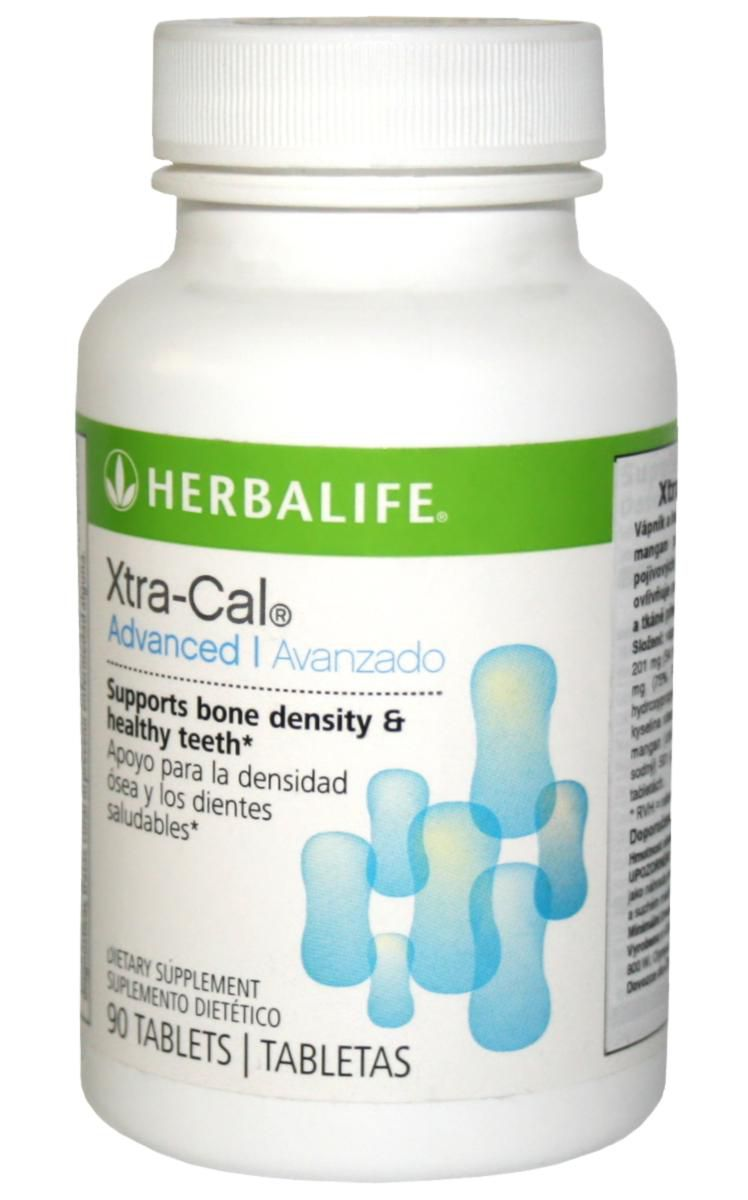 Herbalife Xtra-Cal 90 tablet dovoz USA