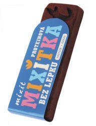 Mixit Tyčinka Mixitka BEZ LEPKU 50 g – příchuť protein & kakao