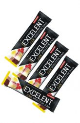 Nutrend Excelent Protein bar Double 40 g ─ 4 + 1 ZDARMA