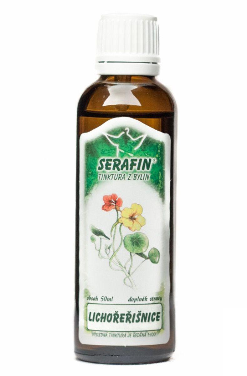 Serafin Lichořeřišnice - Tinktura z bylin 50 ml