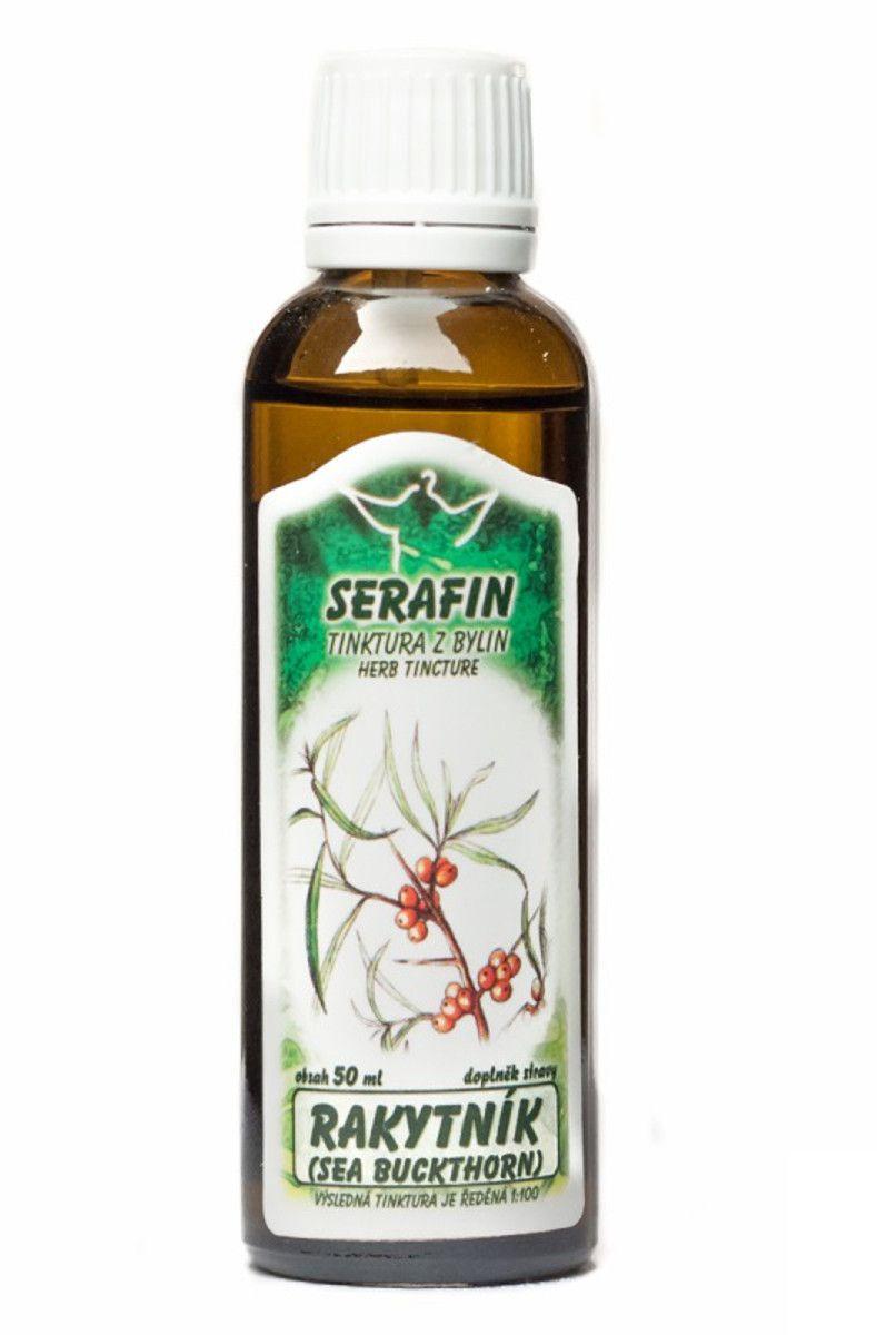 Serafin Rakytník - Tinktura z bylin 50 ml