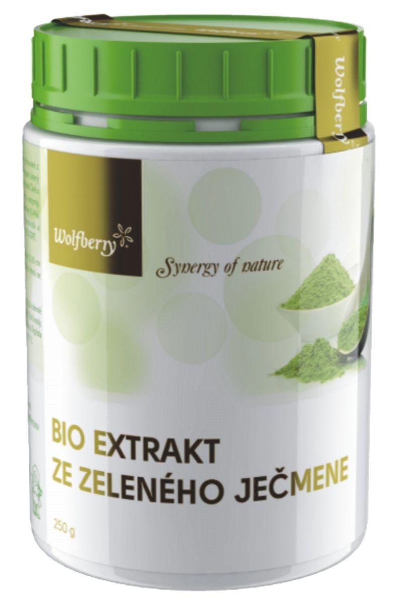Wolfberry BIO extrakt ze zeleného ječmene 250 g
