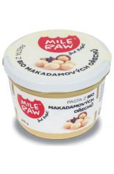 Wolfberry Paste of BIO Macadamia Nuts 200 g