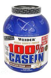 Weider 100% Casein 1800 g + doprava ZDARMA