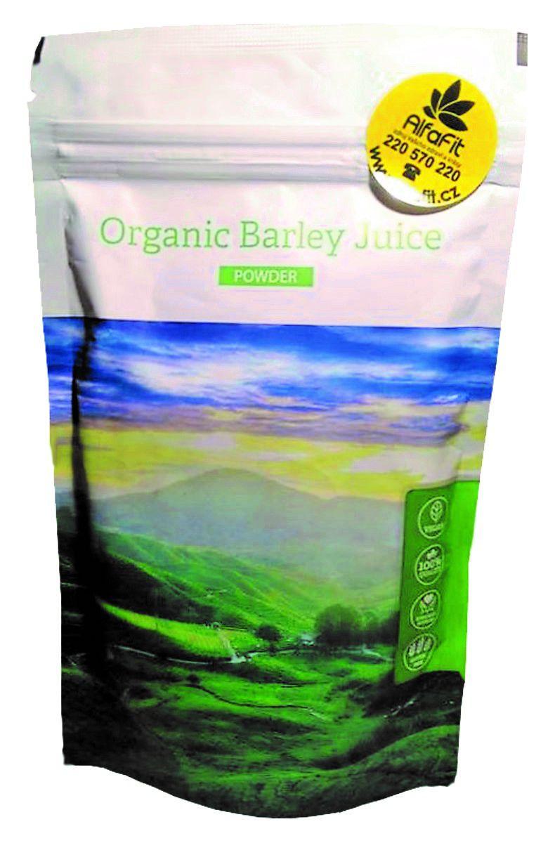 Energy Organic Barley Juice 100 g