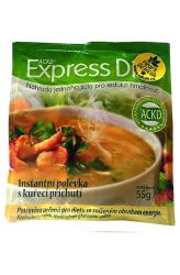 Good Nature Express Diet Instant soup with chicken flavor 55 g