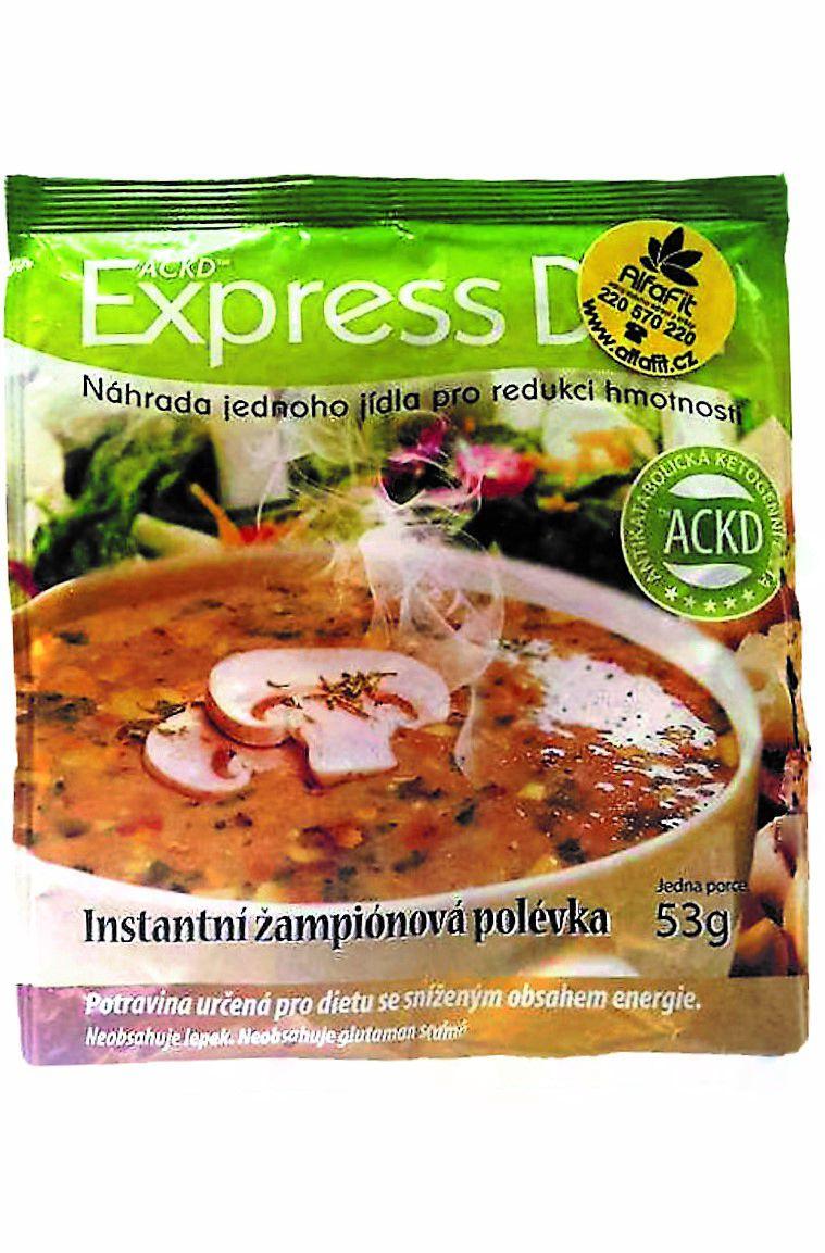 Good nature instantní žampiónová polévka 53g